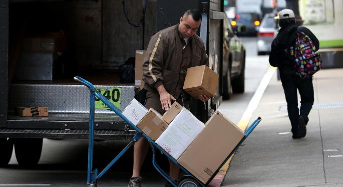 Smaller Shippers' Networks Could Threaten UPS and FedEx