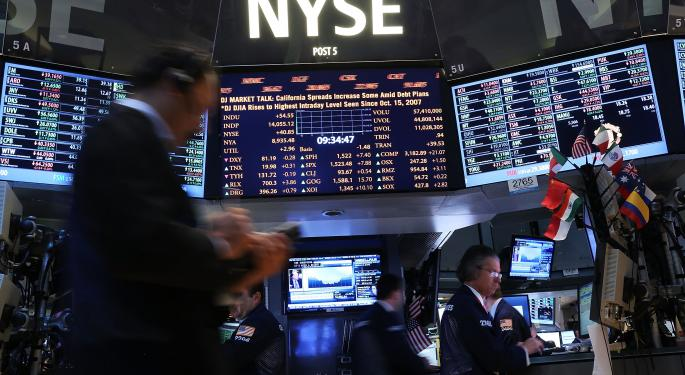 Market Wrap For Thursday, October 17: S&P Record High On Debt Deal