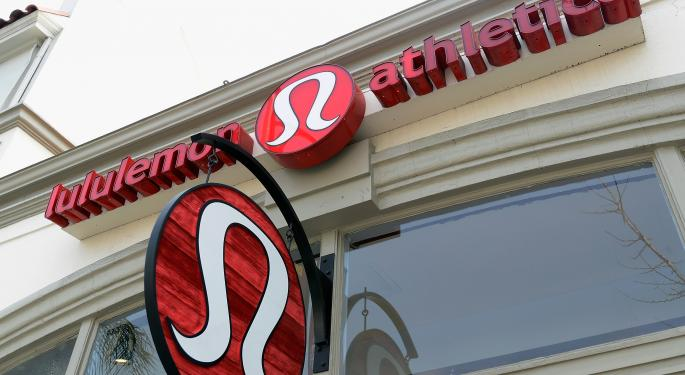 Lululemon Bets Big On Millennial Moms