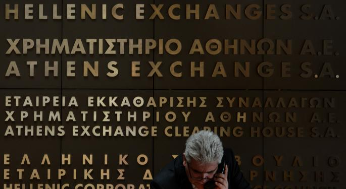 Top 3 Greek Stocks Hedge Funds Should Include - A Technical Perspective