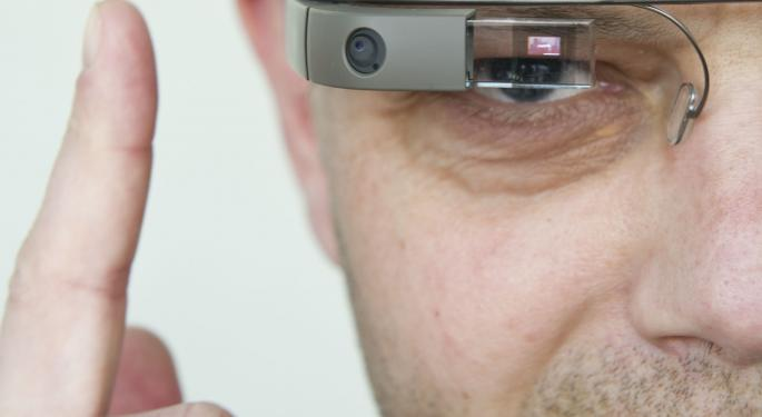 Can Google Sell Expensive, High-Tech Glasses Without A Store Presence?