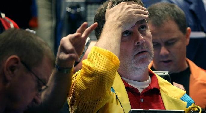 Potential Warning Signs Flash In Volatility Gains, Bond Yields