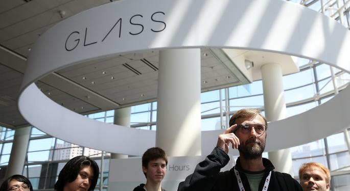 Stand Alone Google Glass App Store Will Arrive in 2014 GOOG