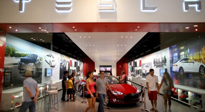 EXCLUSIVE: Astec Analytics' Tim Smith Says Tesla Share Lending Is Up 17 Percent Over Three Days