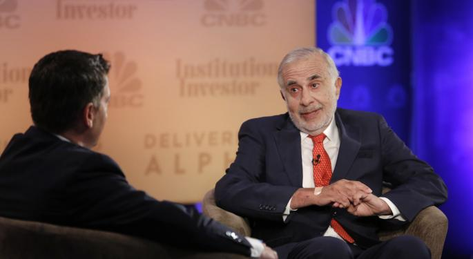 Is Carl Icahn Secretly Net Short Apple? AAPL
