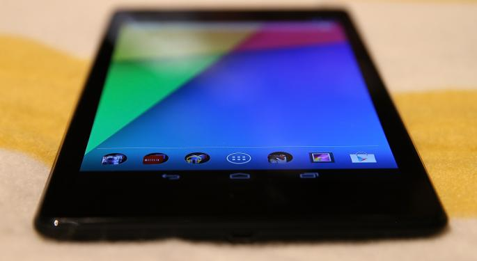 Will Google's $229 Nexus 7 Upgrade Dethrone Apple's iPad Mini? AAPL, GOOG