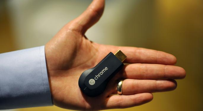 Chromecast Gains VEVO, Songza And Other New Apps