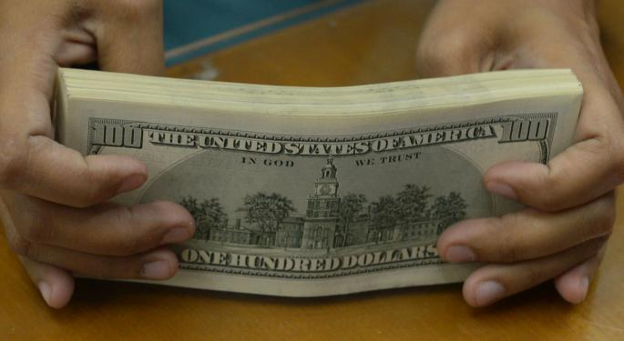 ETF Investors Are Hoarding Cash On Stock Volatility