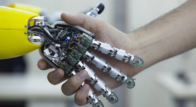 Don't Be Scared, But Robots Are On The Verge Of 'Revolutionizing' Manufacturing