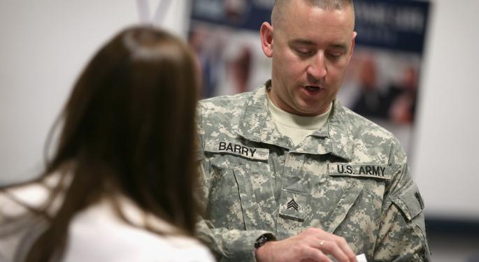 Hiring Vets Seen as a Smart Move for Tech Companies