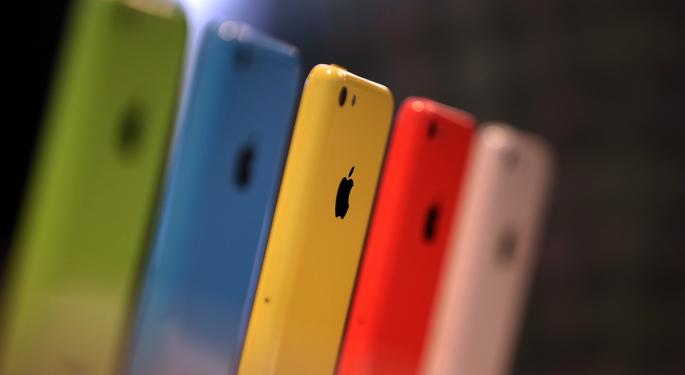 iPhone Sales Will Recover By 2017; Credit Suisse Reiterates Outperform
