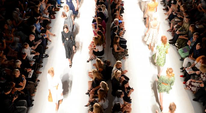 Michael Kors Holdings Ltd, Ralph Lauren Corp Made Social Media Impact At New York Fashion Week