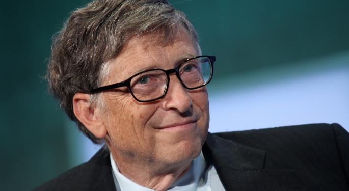Bill Gates Predicts An 'Energy Miracle' To Happen In the Next 15 Years