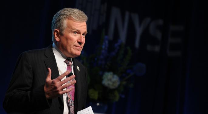 New York Stock Exchange CEO To Step Down