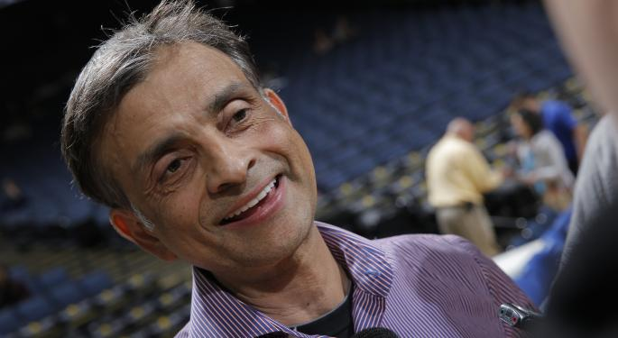EXCLUSIVE: Tibco CEO Vivek Ranadive on Industry Valuation and Dan Loeb