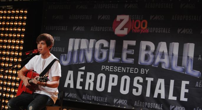 Aeropostale Bouncing Back After Huge Earnings Sell-Off