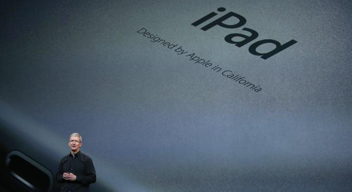 SLIDESHOW: iPhone 6 Rumor, iPad Air Launch And More From The End Of October