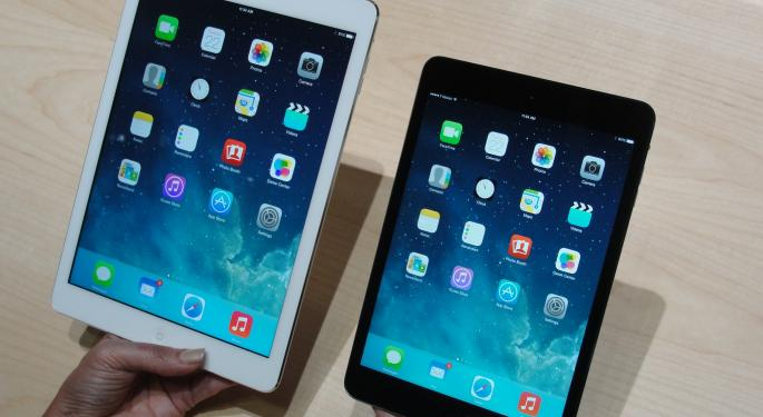 Apple Rumored To Ship 10 Million iPad Air Units In Q4