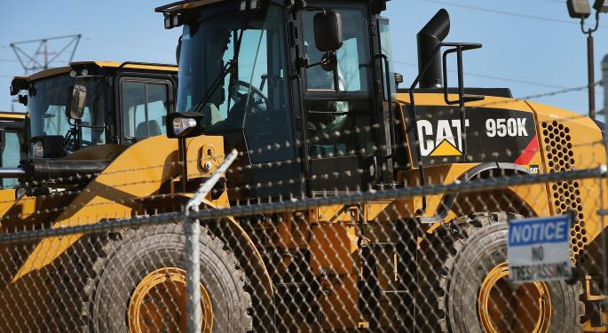 Caterpillar is Pulling its Weight