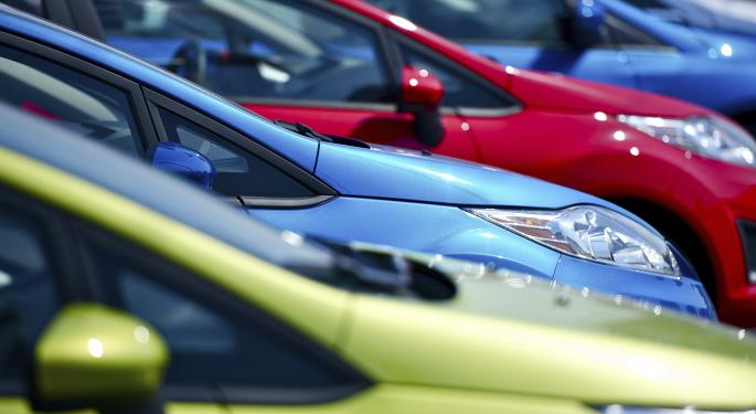 Auto Leasing Rates Back At Pre-Recession Levels