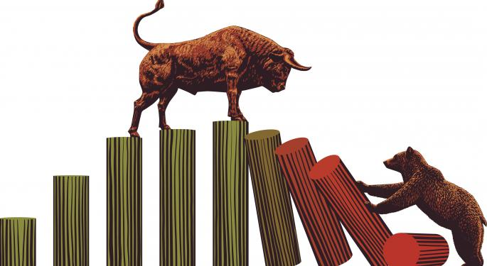When There's A Pullback On A Bull, Look At These Leading ETFs