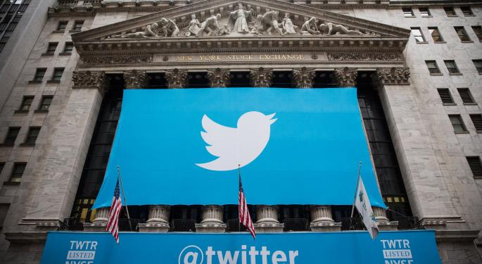 Twitter Finally Warms Up To Wall Street