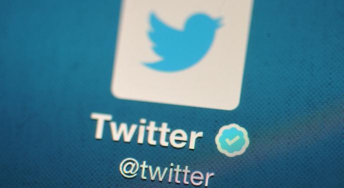 Twitter Inc Is A Sweet Spot In A Sour Market
