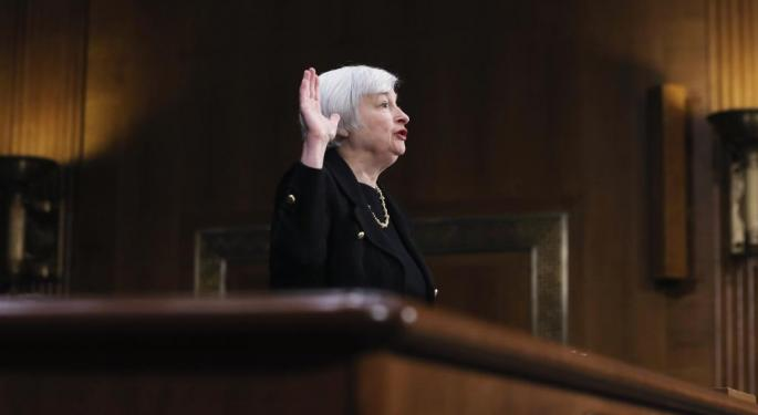 New Sentiment Survey Shows Investors Are 'Very Mixed' On Fed Language Tweak