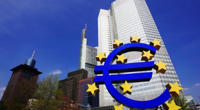 Draghi Pledges Further Easing