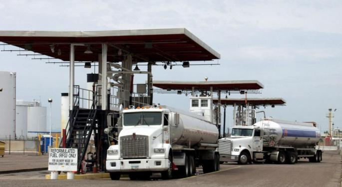 MKM Sees Natural Gas Short-Squeeze Trade