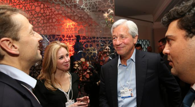 The Jamie Dimon Rally