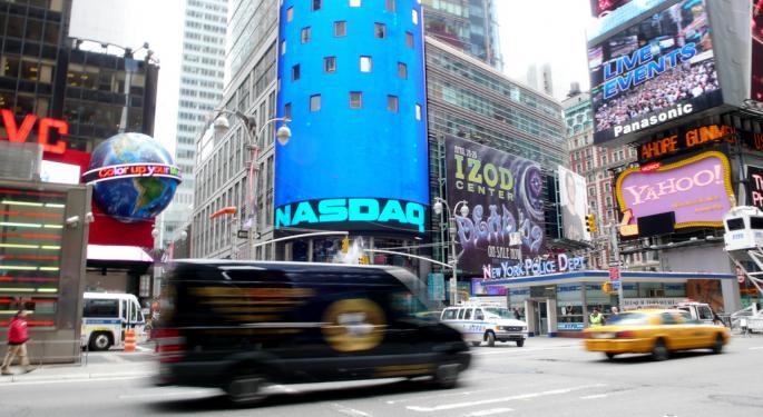 The NASDAQ: Back To The Future?
