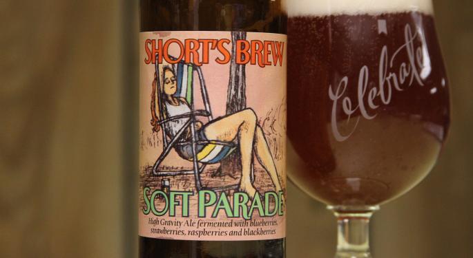 Michigan's Short's Brewing Company Sells 20% Stake To Heineken
