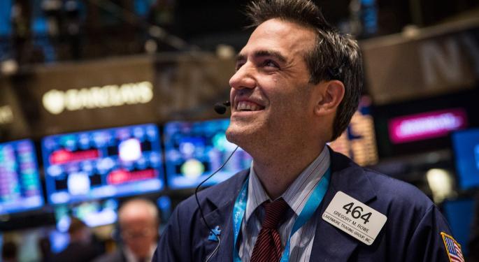 Seven Stocks At 52-Week Highs