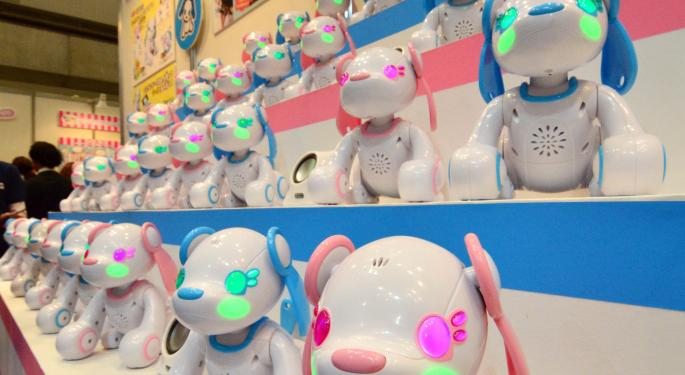 Smart Toys Could Boost Free-To-Play Video Game Market