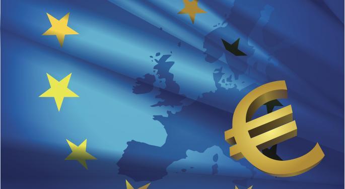 Euro Down To $1.25 As Dollar Rises