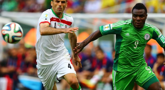 5 Stocks To Consider During The 2014 World Cup