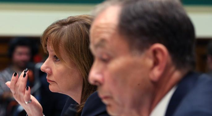 Height Analytics: Congress May Think GM Recalls Are Not Fully Conveyed