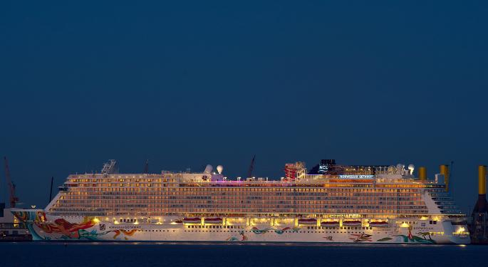 Rough Seas Ahead For The Cruise Industry?