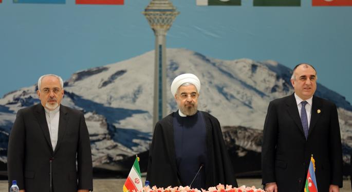 Iran Deal May Not Mean Increased Oil Supply Just Yet