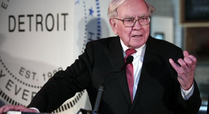Buffett Thinks The Market Is A 'Drunken Psycho'...Is It Now In Full Rage Hangover Mode?