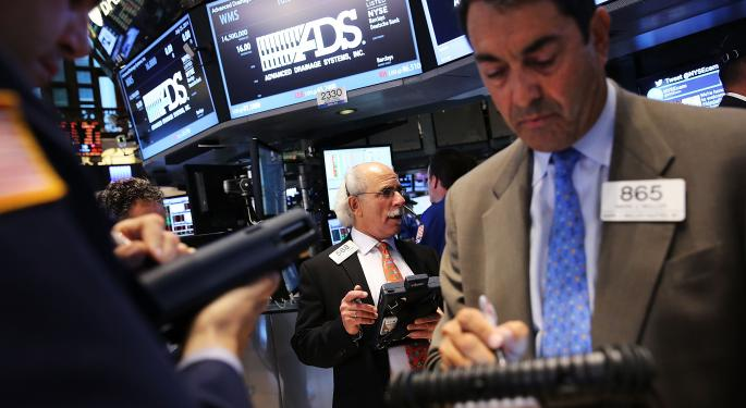 Stock Market Grind Faces Big Tests In Apple, Fed Meeting