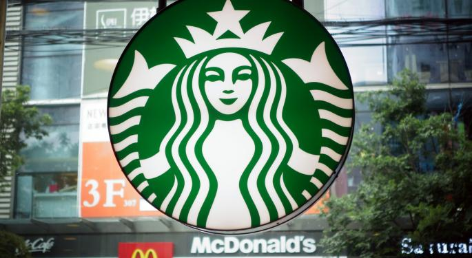 Starbucks Corporation Shares Hit A Fork In The Road