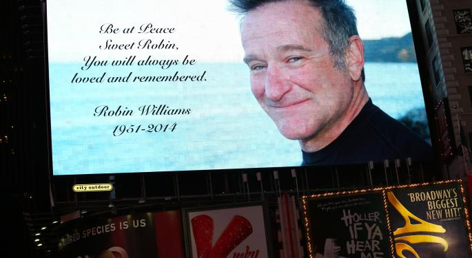 How 5 Companies Paid Tribute To Robin Williams