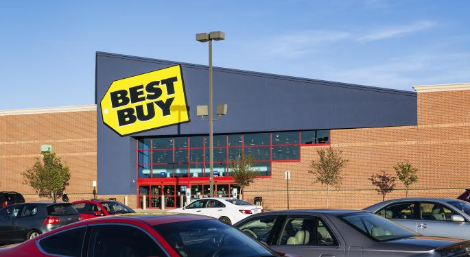 Target, Best Buy And Macy's Heat Up Black Thursday Competition