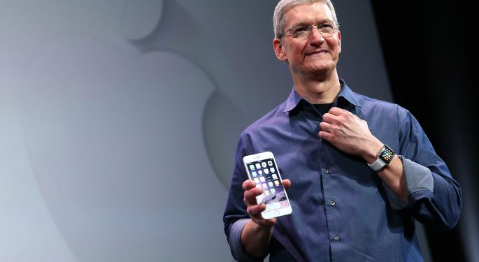 Apple Inc.'s Show-And-Tell Moves Winners And Losers