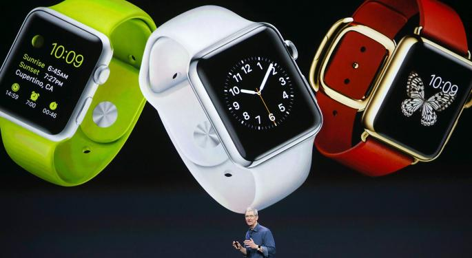 Cantor Fitzgerald: Apple Watch Will Be Biggest Product Launch In Company's History