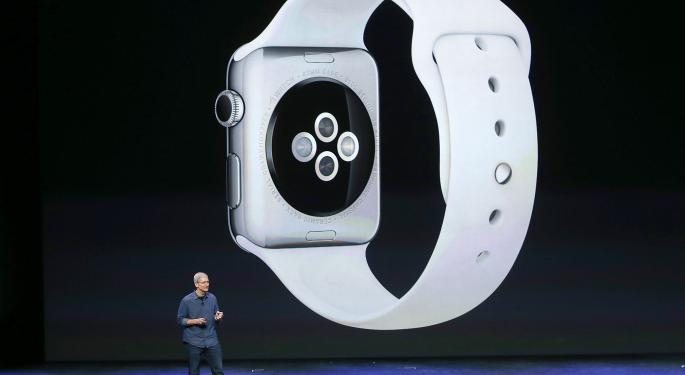 Apple Watch Buzz Opens New Business Opportunities