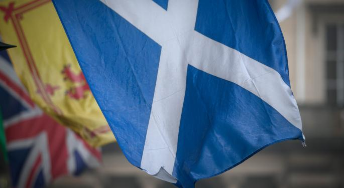 Scottish Independence Movement Could Reignite Nationalist Pushes Across Europe