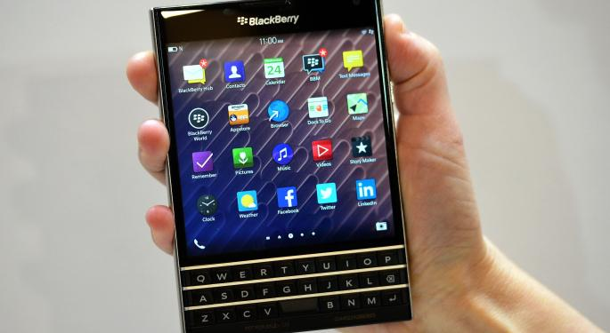 BlackBerry Spike Could Be Tied To Imminent Buyout, Expert Says